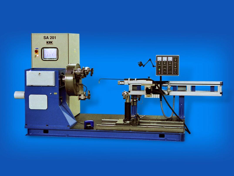Automaty pro svařování, jednoúčelové stroje na zakázku