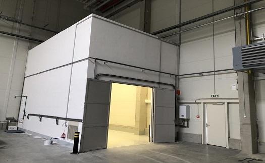 Realizace administrativních prostor, kanceláří v průmyslových halách