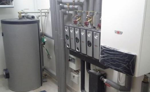 Realizace a kompletní instalace vytápění pomocí tepelného čerpadla