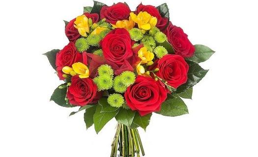 Květinářství Aira, rozvoz květin Město Albrechtice, kytice k výročí