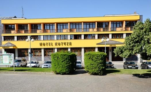 Ubytování v hotelu Kotyza Humpolec, speciality domácí kuchyně, pořádání firemního školení