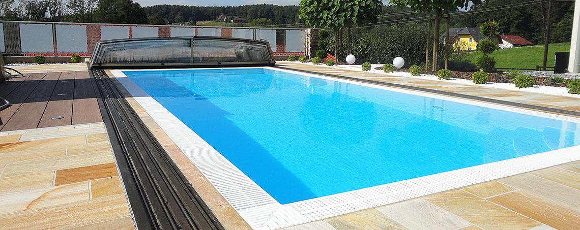 Dodavatel kvalitních plastových bazénů a průmyslových nádrží jižní Morava