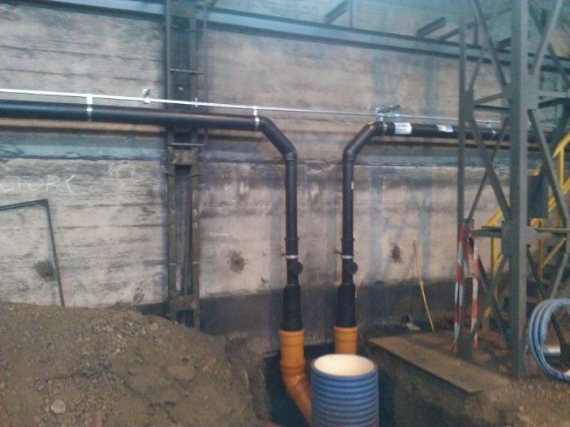 Instalatérské práce vodo, topo, plyn