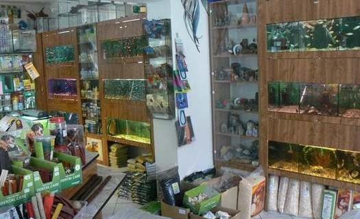 Chovatelské akvarijní a terarijní potřeby