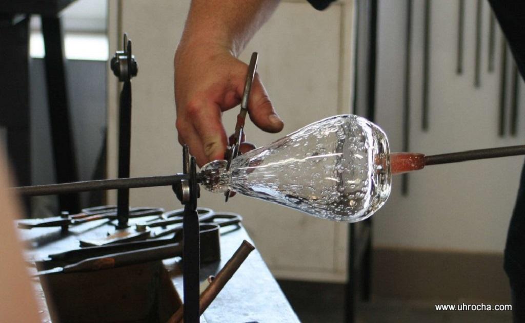 Výroba vlastních skleněných dekorací, kurz skláření