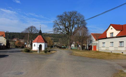 Obec Kbelany v okrese Plzeň-sever