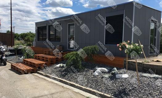 Výroba modulových kontejnerů Zlín, obytné kontejnery