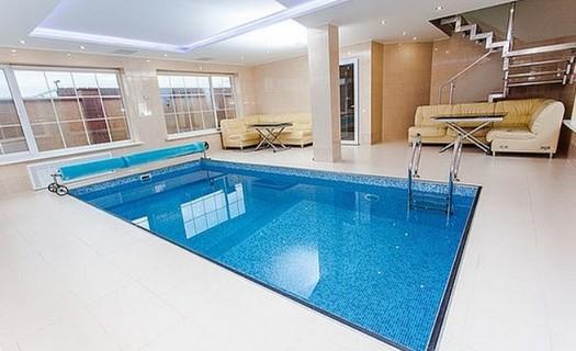 Realizace interiérových bazénů Praha