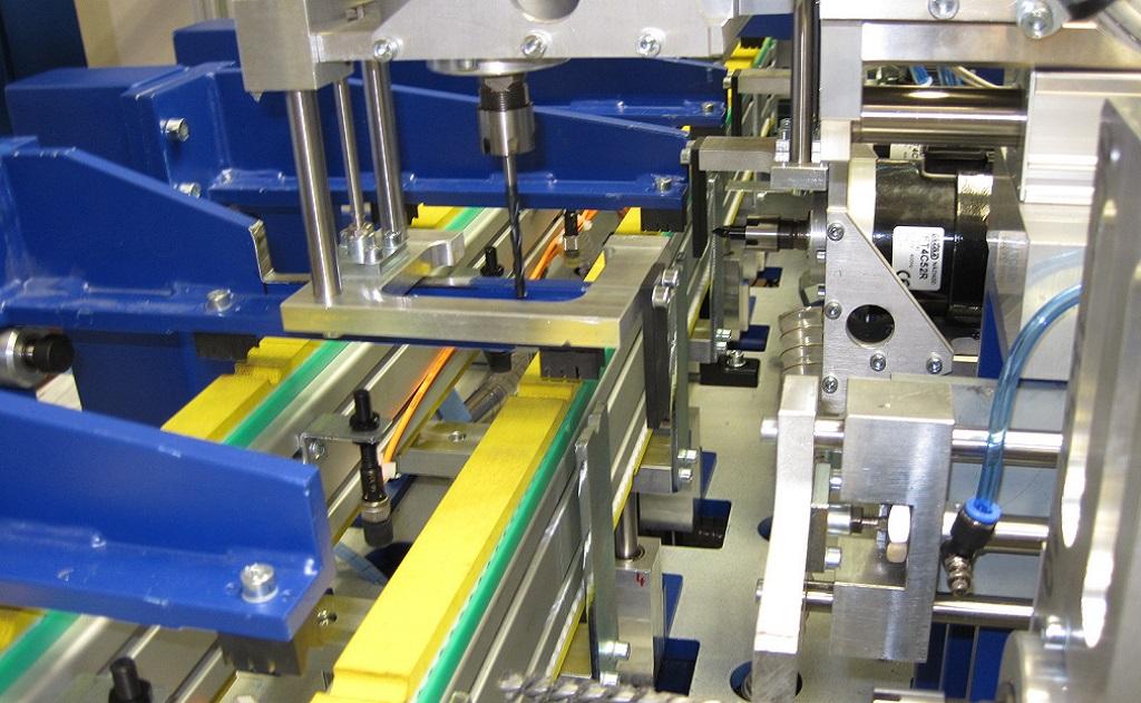 Automatizace strojního vybavení