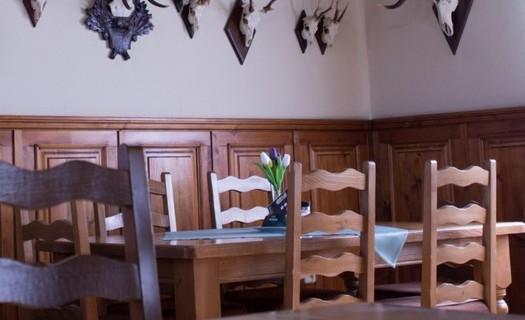 Hotel Svatý Hubert okres Kutná Hora, restaurace