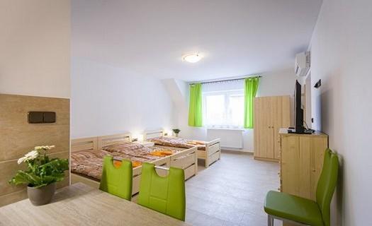 Penzion Rita, ubytování České Budějovice, s vlastní koupelnou