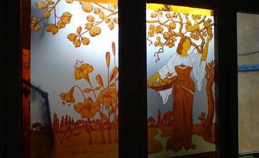 Malování a zdobení skla klasickými technikami Tábor