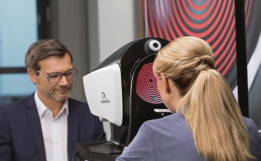 Biometrické inteligentní brýle s kvalitními brýlovými čočkami pro ostré vidění na všechny vzdálenosti