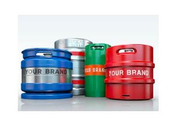 Nerezové KEG sudy, IBC kontejnery na kapaliny
