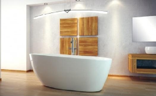 Prodej volně stojící vany v mnoha provedeních - luxusní provedení, vhodné do prostoru, ke stěně i do rohu