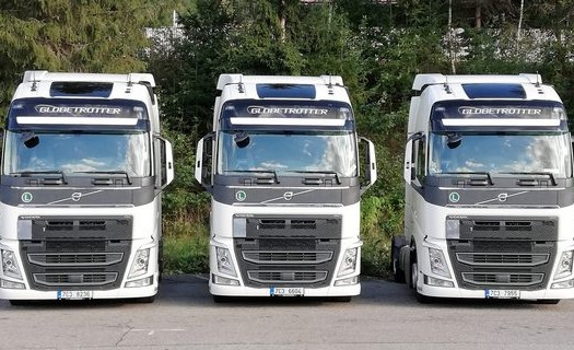 Nákladní autodoprava Prachatice, spedice, kamionová doprava, přeprava speciálního zboží ADR