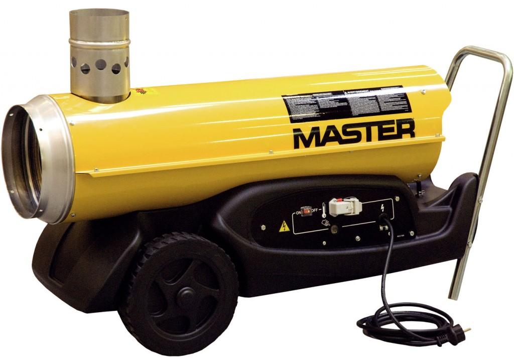 Přenosná topidla Master - Topidla naftová, plynová, elektrická, odvlhčovače