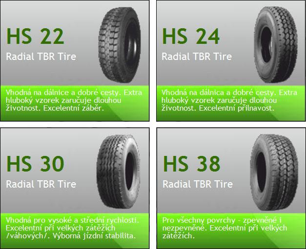 Nejlevnější nákladní pneumatiky, kvalitní levné nákladní pneu