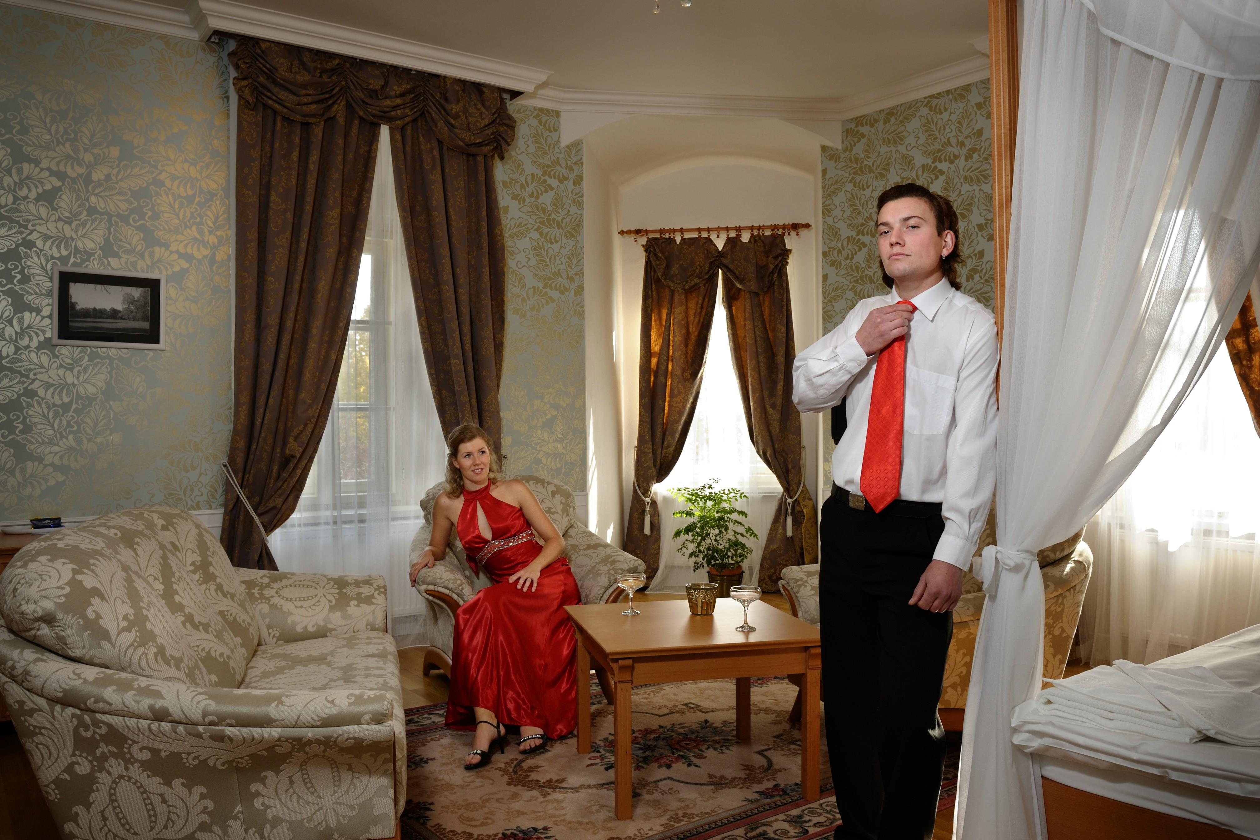 víkendový romantický pobyt v Lednici na Moravě