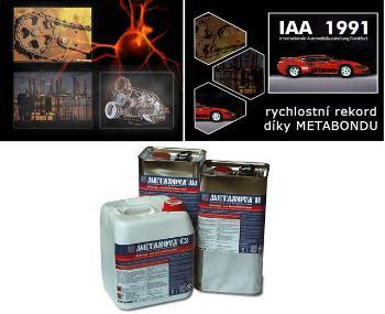 Snížení tření motorů, hlučnosti, ochranná vrstva, bezporuchový chod, METANOVA