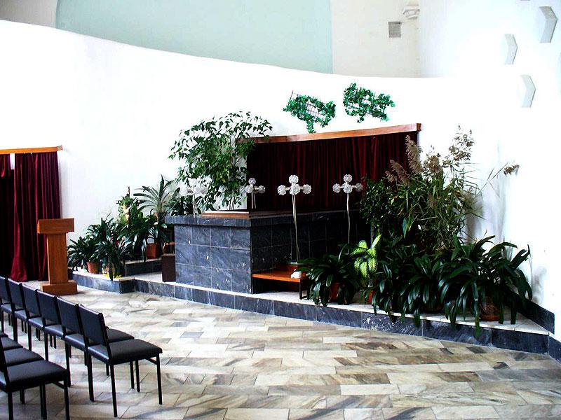 Pohřební služba kremace