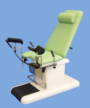 GYNO 4 gynaecological chair, Czech Republic.