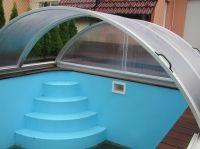 Plastové bazény, plastové nádrže