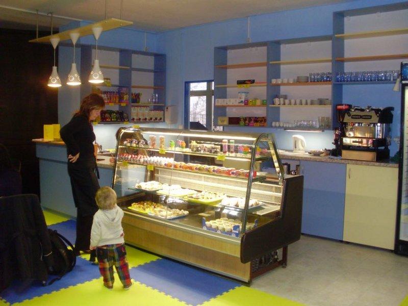 Výroba cukrářská, pečení koláčů, dortů, zákusků, cukroví, Opava