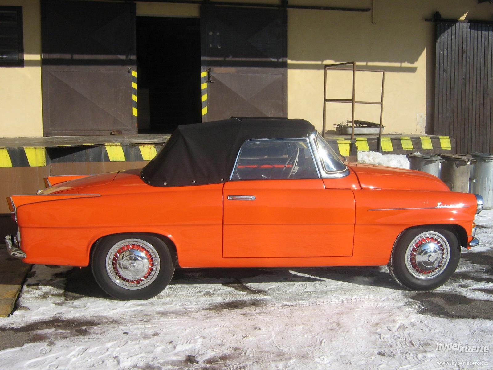 Prodám Škoda Felicia (r.v. 1960)