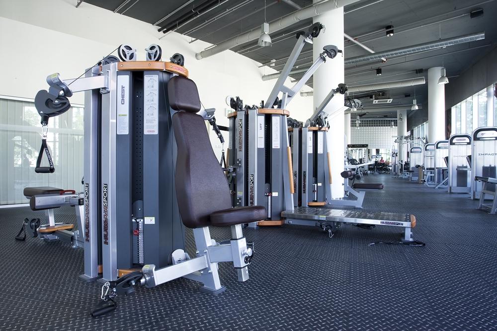 Fitness klub Praha 9 Wellness