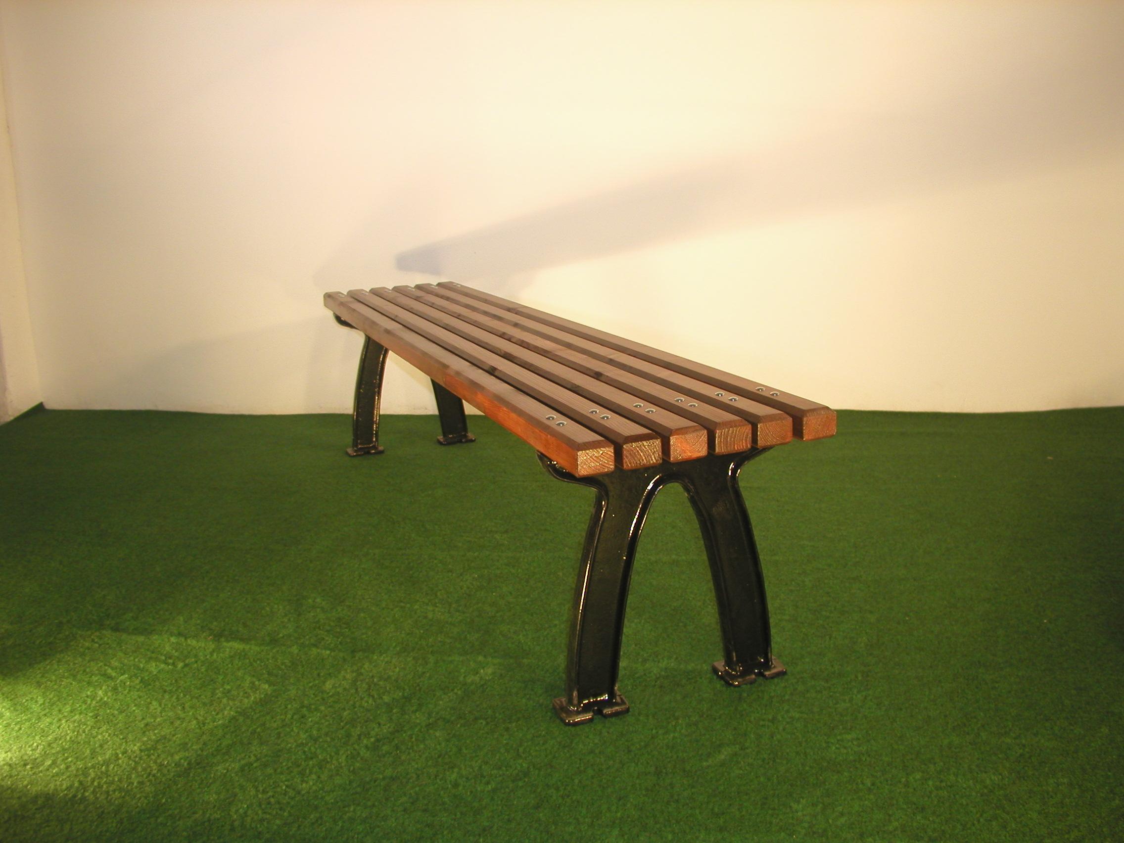 Litinové lavičky, zahradní nábytek, vvýrobky pro dům Brno