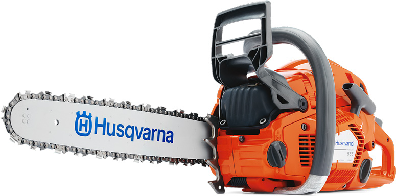 Řetězové pily Husqvarna