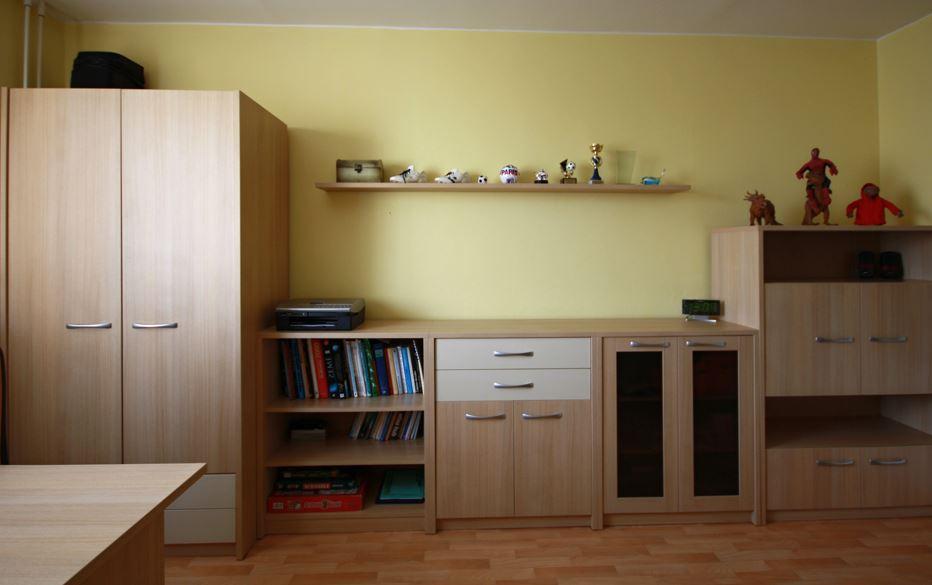 Nábytek do dětského pokoje Břeclav