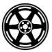 Pneuservis - odborná výměna, přezouvání pneumatik včetně přesného vyvážení kol