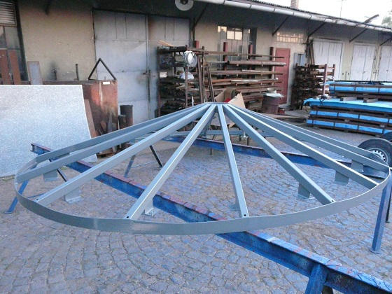 Svařování oceli, zámečnické práce Břeclav