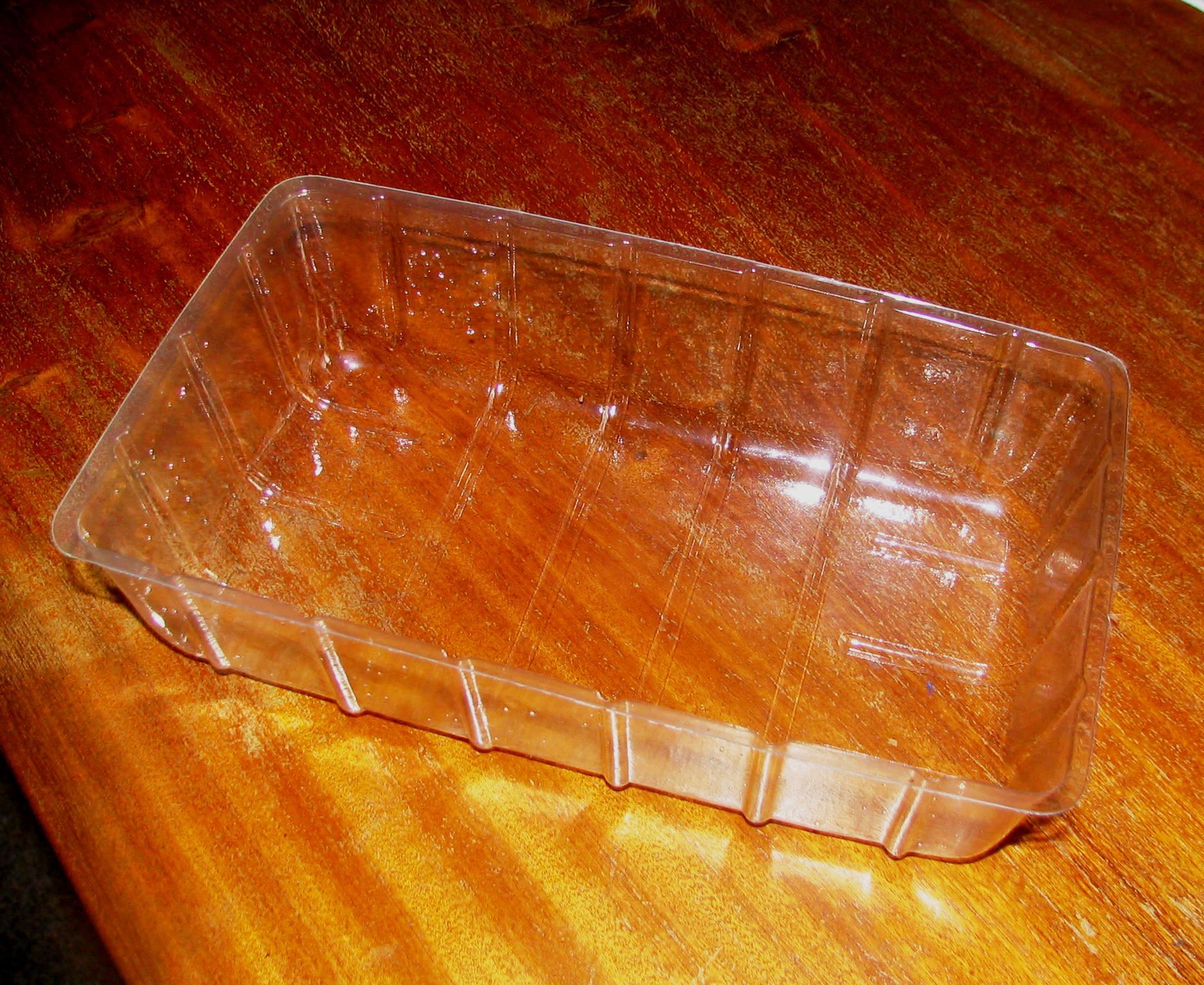 Obalové materiály na potraviny ovoce potravinářské plastové obaly