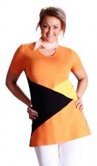 Prodej dámská jarní móda, halenky, tuniky, šaty, katalog oblečení