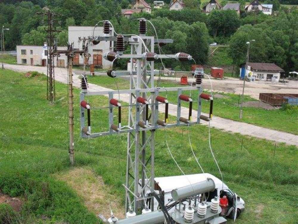 Veřejné pouliční osvětlení odstraňování kabelových poruch Liberec