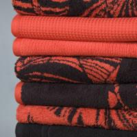 Výroba kvalitní froté ručníky
