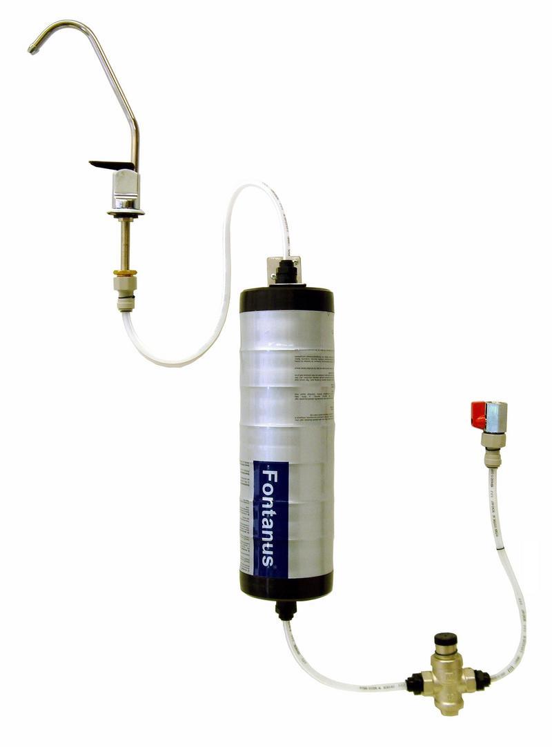 Úprava vody, vodní filtry Kladno, Rakovník, filtry na vodu.