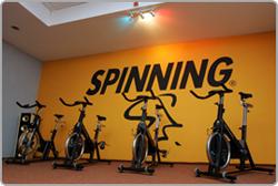 Fitness, squash, badminton, power plate, spinning Ostrava