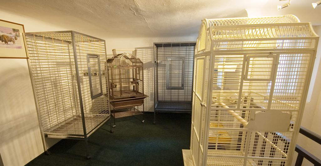 Chovatelské potřeby pro papoušky Brno