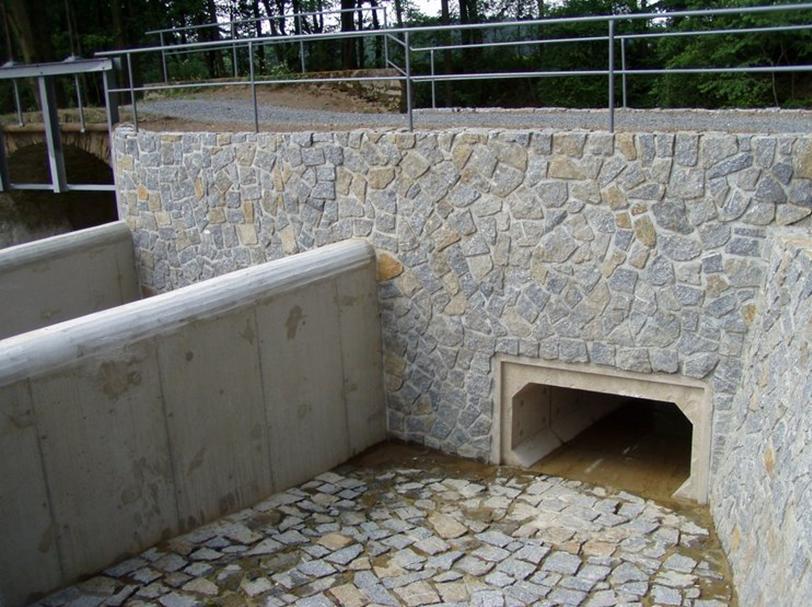 Regulace vodních toků, hrazení bystřin