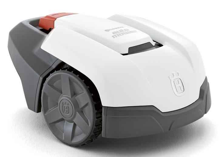 Robotické sekačky Husqvarna Šumperk