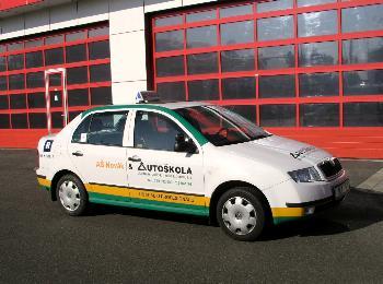 Kondiční jízdy automobil autobus tréninkové jízdy Liberec Jablone
