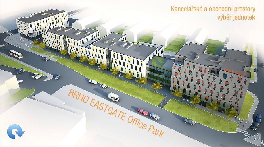 Prodej obchodních a kancelářských prostor - Brno Slatina