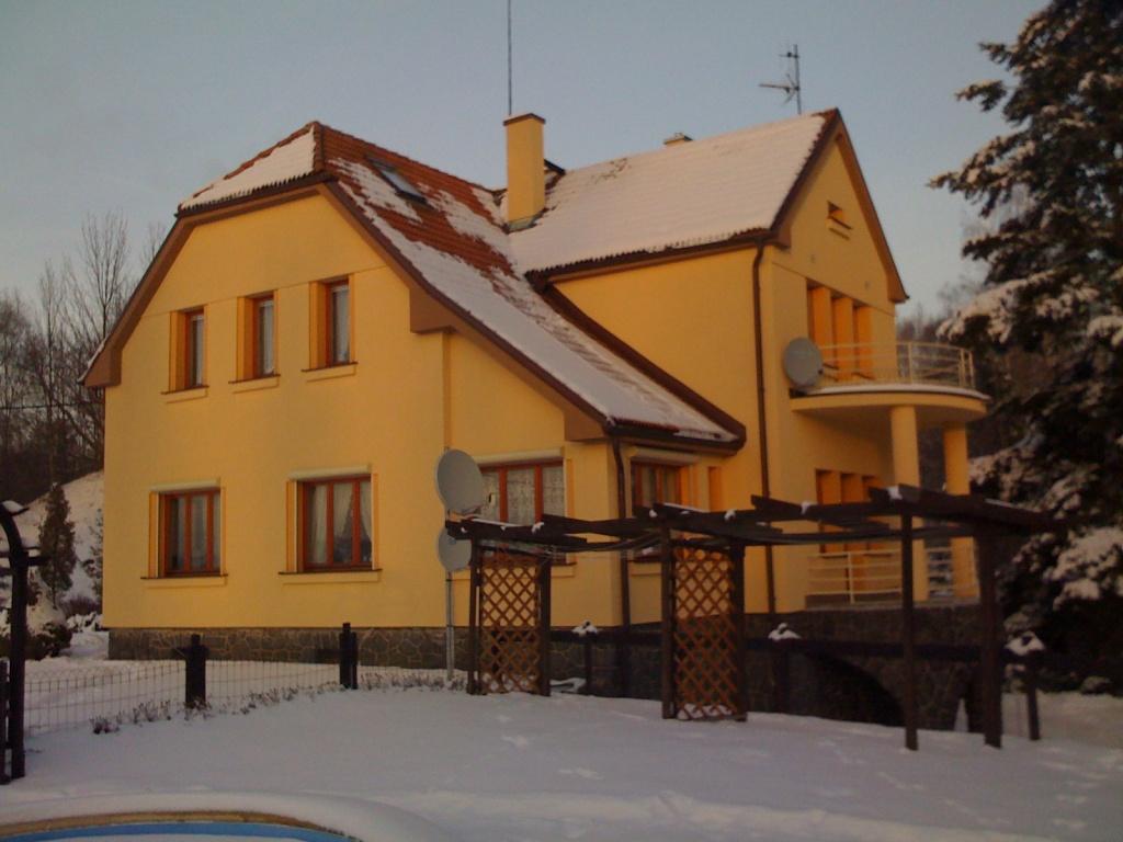 Rodinné domy na klíč Semily Turnov Liberec Jablonec Jilemnice