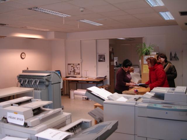 Barevné velkoformátové kopírování,planografický tisk,Brno-venkov