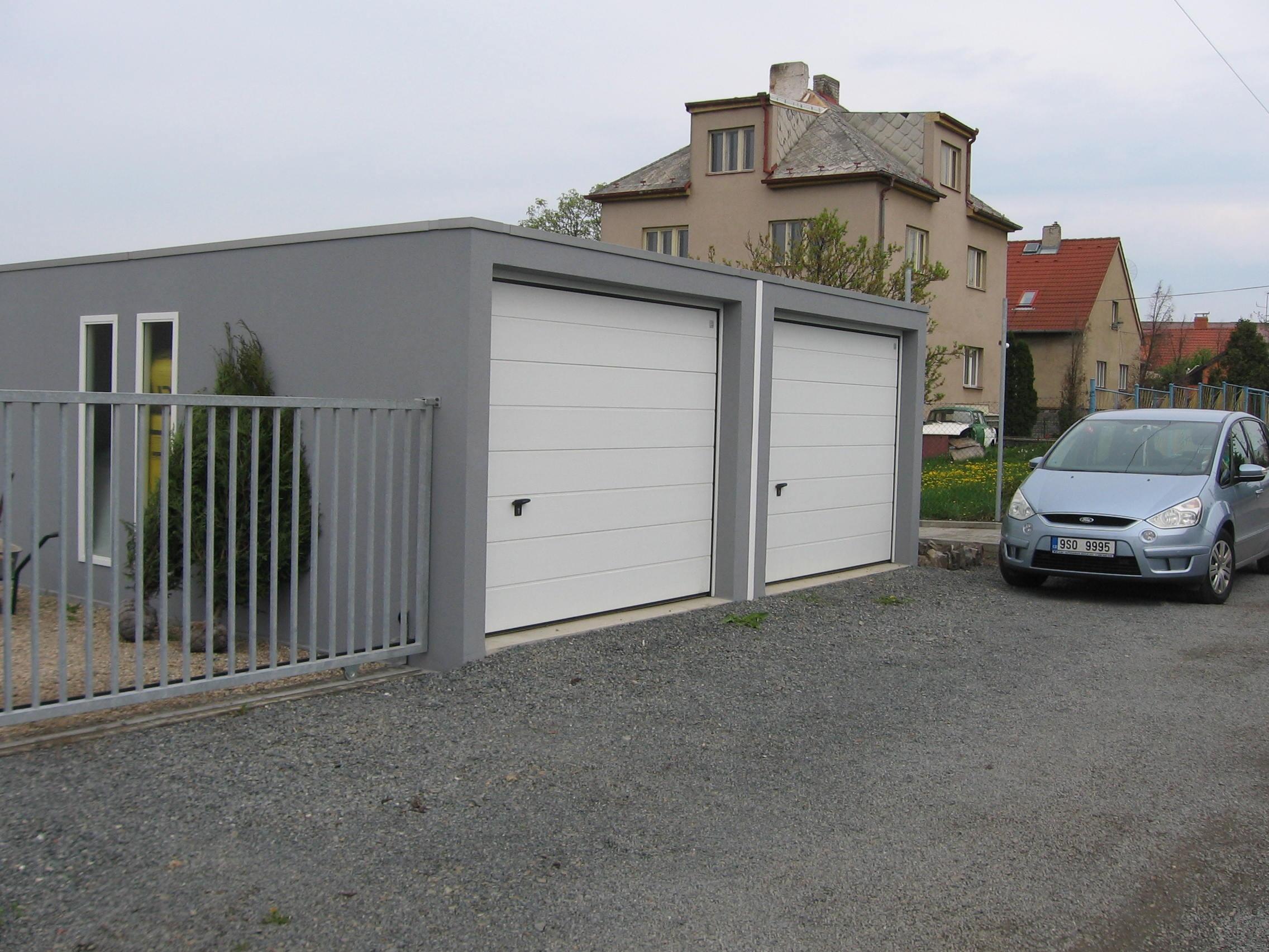 Německé garáže prodej