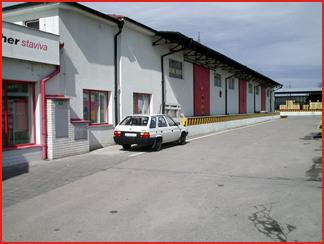 Staviva Jihlava prodej stavební materiál Jindřichův Hradec.